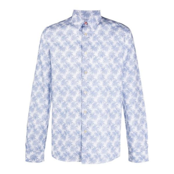 Paul Smith Long Sleeve palm tree shirt 1