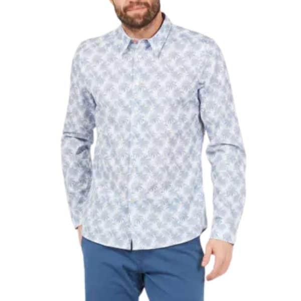 Paul Smith Long Sleeve palm tree shirt 2