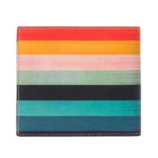 Paul Smith Mixed Stripe Wallet back
