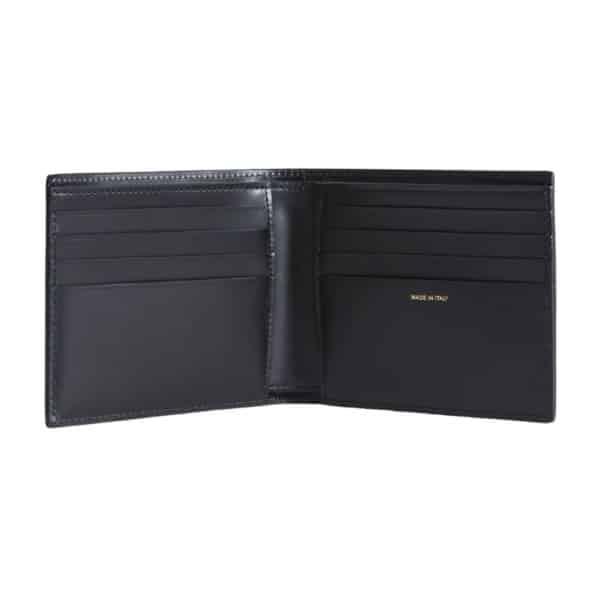 Paul Smith Mixed Stripe Wallet interior