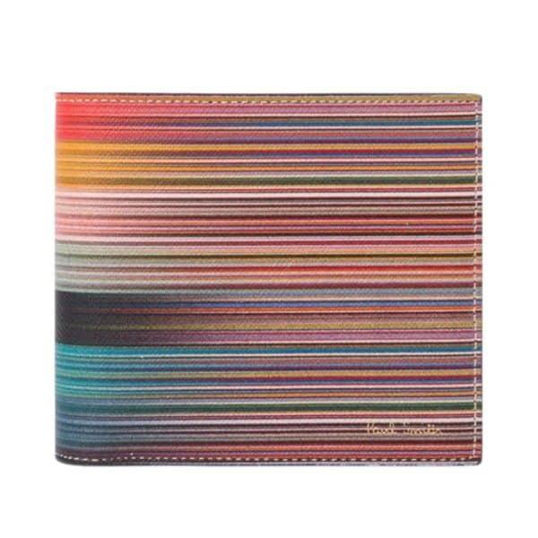 Paul Smith Mixed Stripe Wallet main