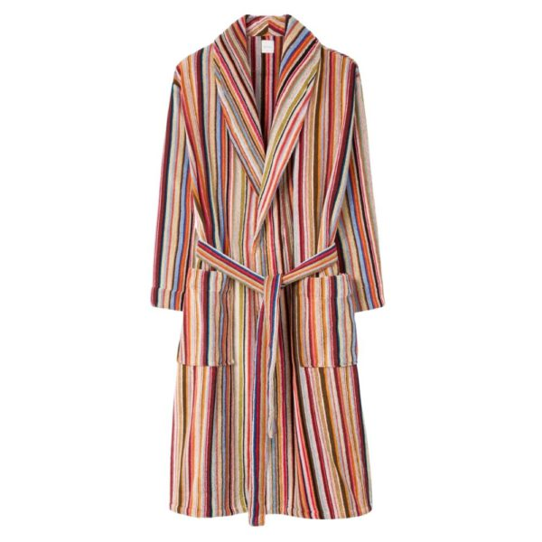 Paul Smith Signature Stripe dressing gown