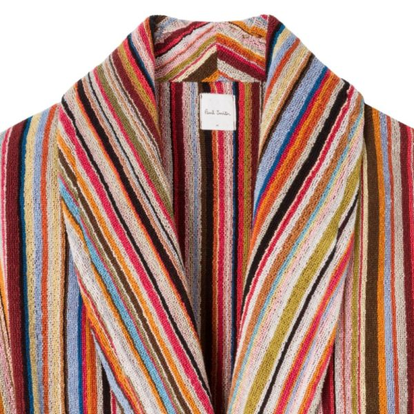 Paul Smith Signature Stripe dressing gown2
