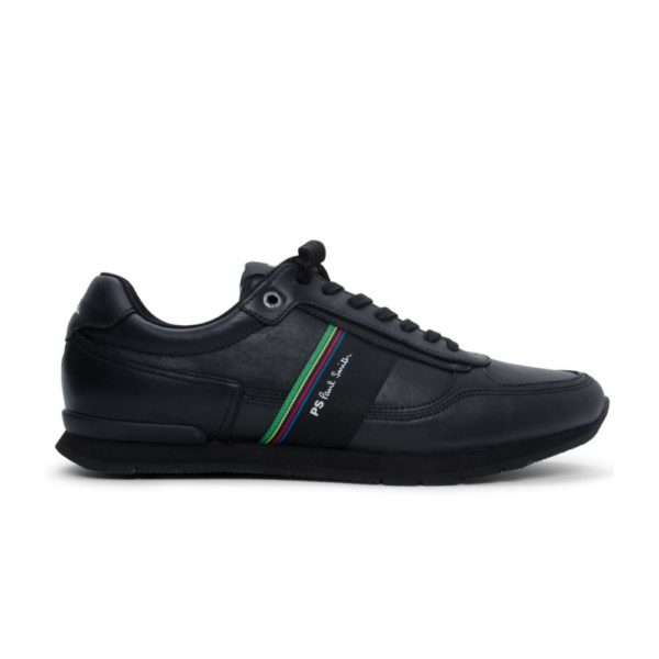 Paul Smith black ericson trainer