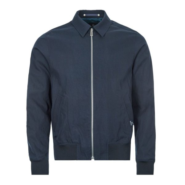 Paul Smith collared bomber