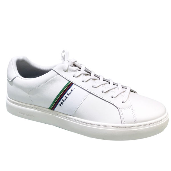 Paul Smith ericson trainer white