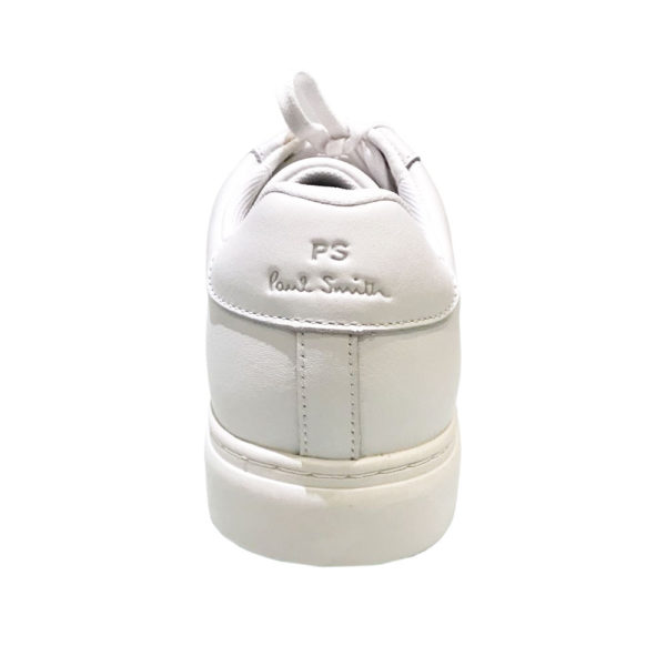 Paul Smith white ericson trainer