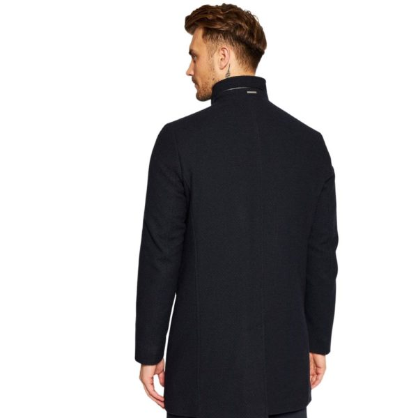 Roy RObson coat stand up collar 1