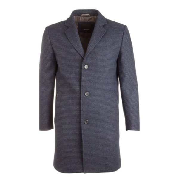 Roy RObson fine structured navy coat 2