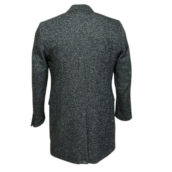 Thomas Maine Coat back 1