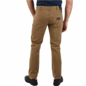 armani collezioni j15 slim fit taupe jeans 3
