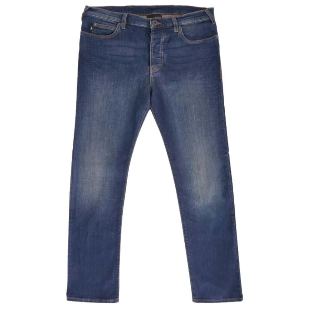 emporio armani vintage jeans 2