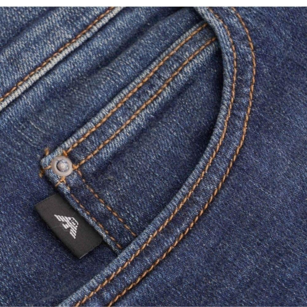 emporio armani vintage jeans 3