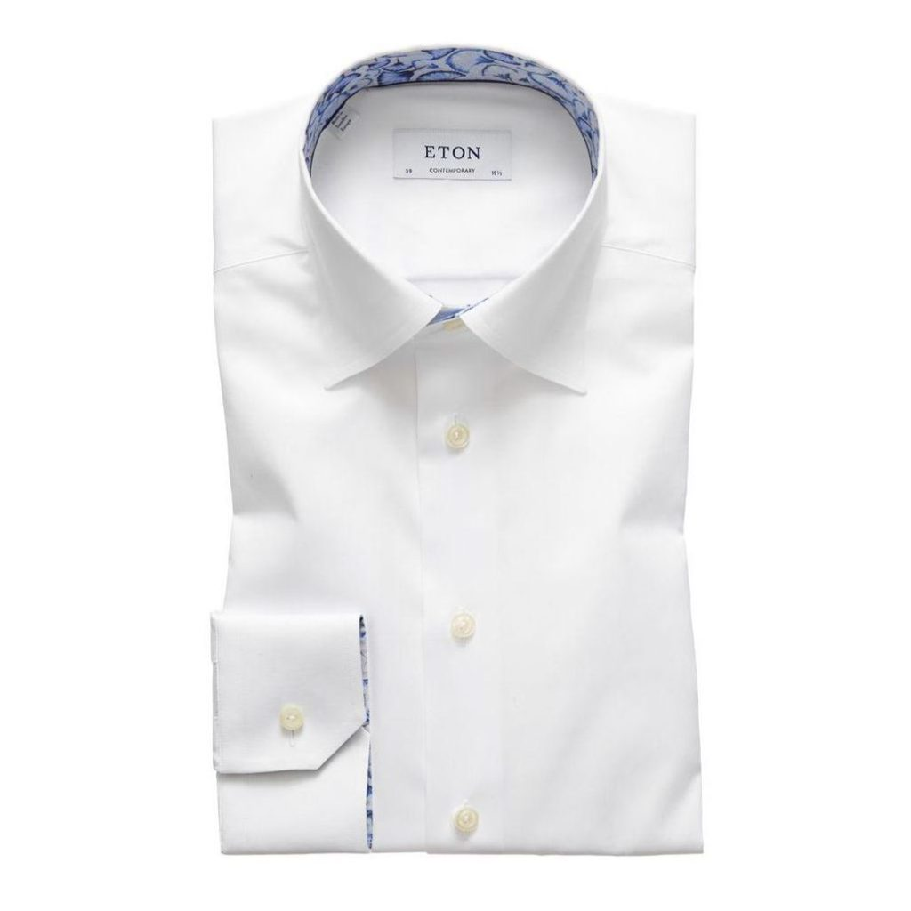 eton of sweden White 1000 00058 00 Shirt White