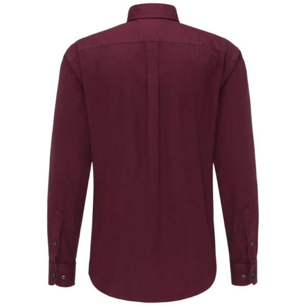 fynch hatton red shirt back