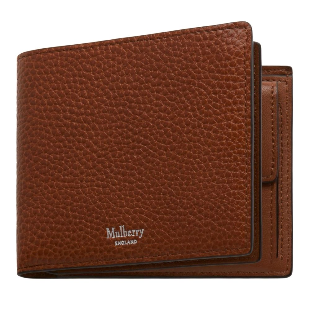 mulberry oak 8 card coin wallet