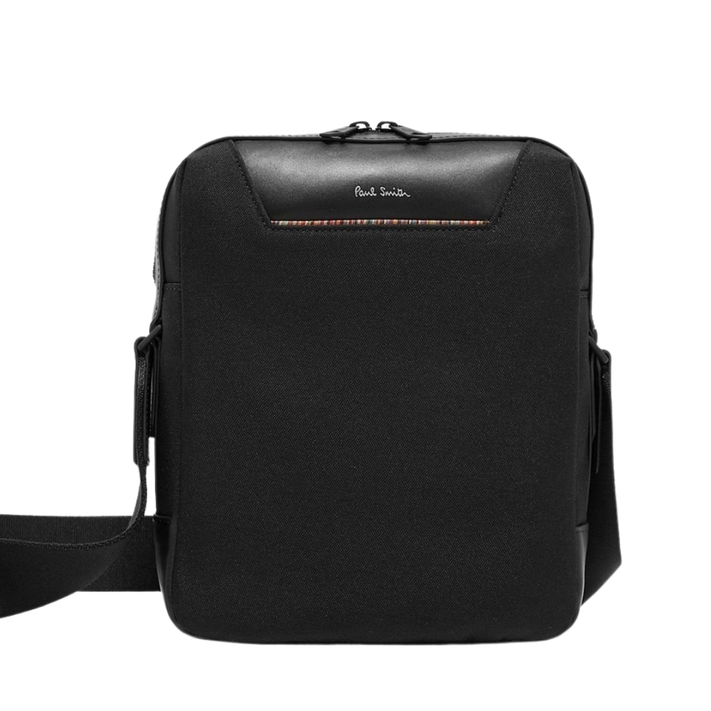 paul smith messenger travel bag