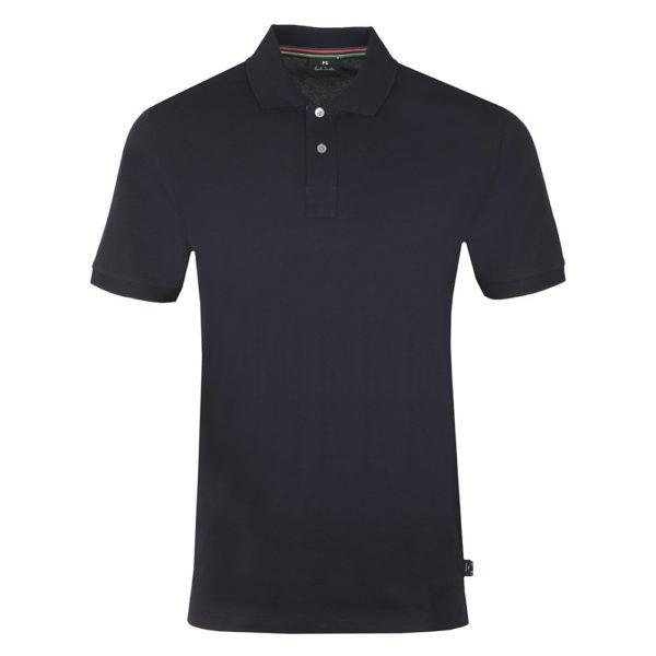 paul smith navy polo shirt