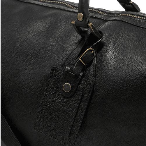 travel bag outside