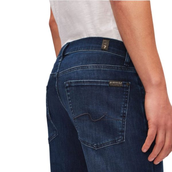 7 FOR ALL MANKIND SLIMMY LUXE PERFORMANCE INDIGO BLUE1