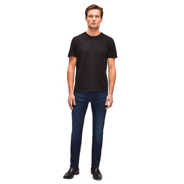7 FOR ALL MANKIND SLIMMY LUXE PERFORMANCE PLUS DEEP BLUE2