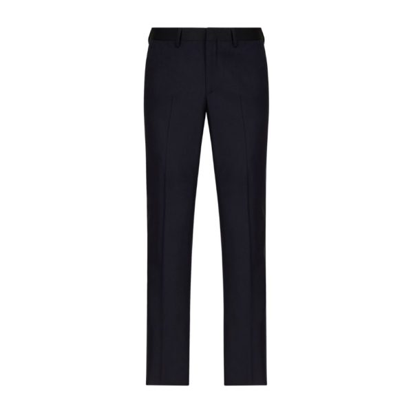 ARMANI FORMAL NAVY TROUSER 2