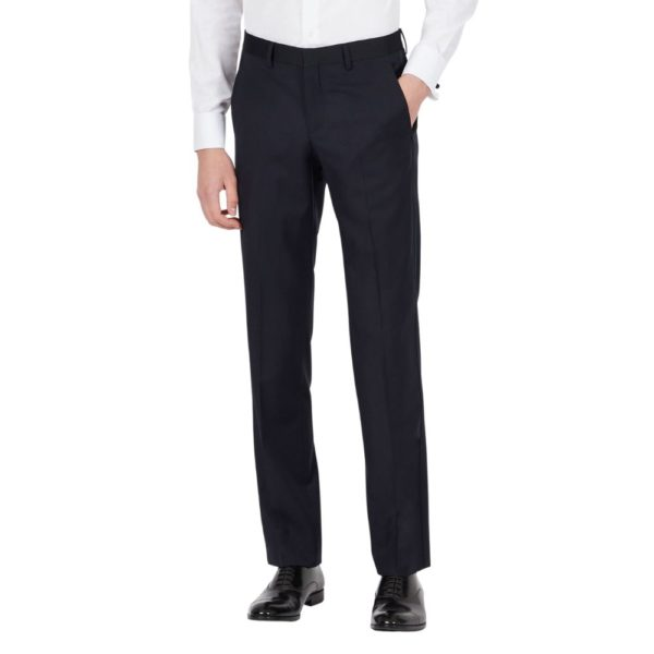 ARMANI FORMAL NAVY TROUSER