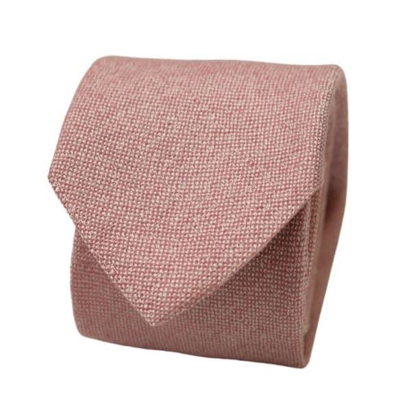 Amanda Christensen tie pastel pink 2