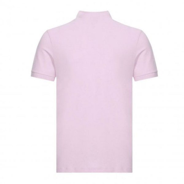 BOSS SLIM STRETCH POLO PINK 1