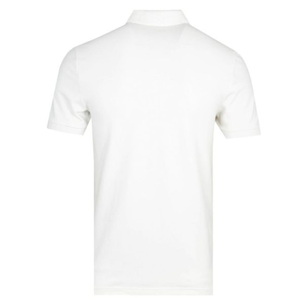 BOSS STRETCH POLO WHITE 1