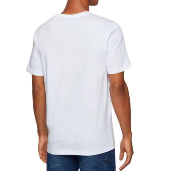 BOSS WHITE T SHIRT 3