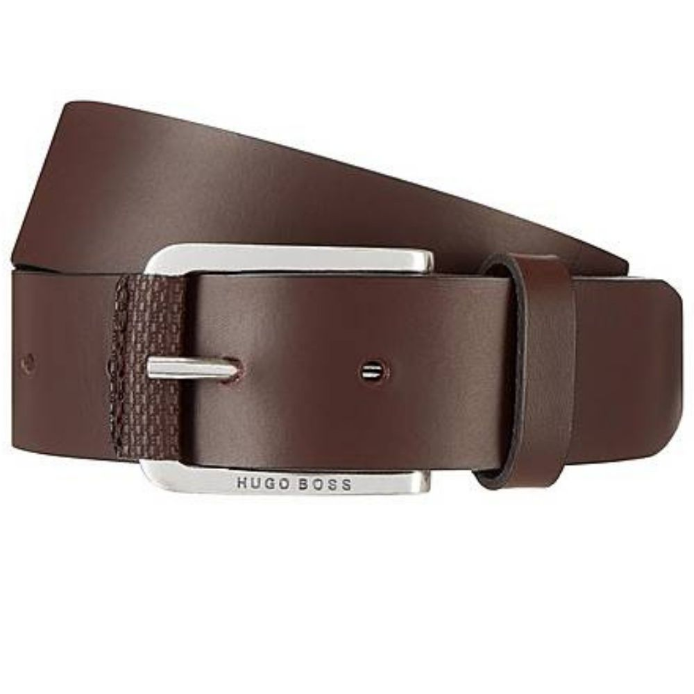 Boss Jory Brown Leather Belt 1