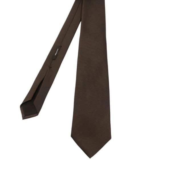 Boss Lines Tie Black 1