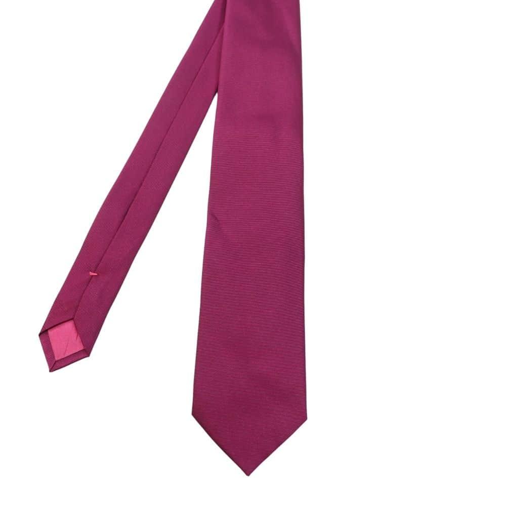 Boss Solid Tie Violet 2