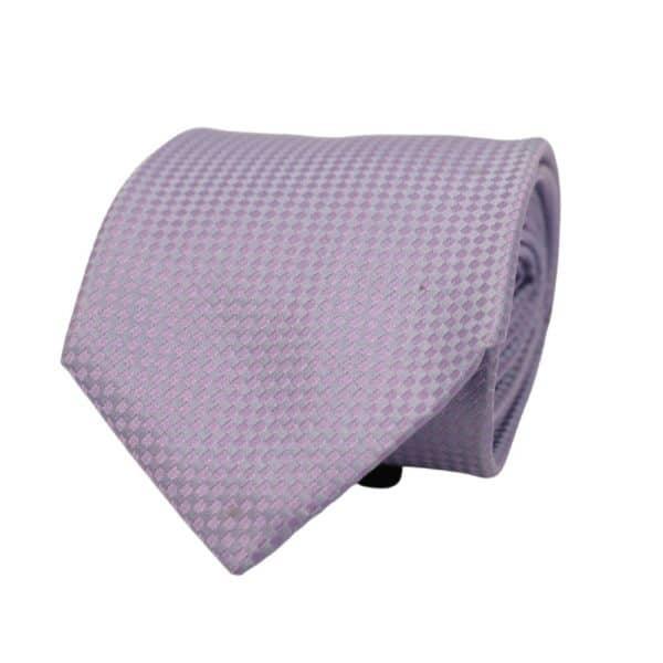 Boss Tie Diamond Lavender Blue 1