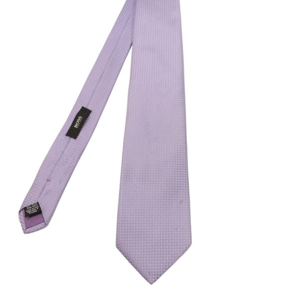 Boss Tie Diamond Lavender Blue 2