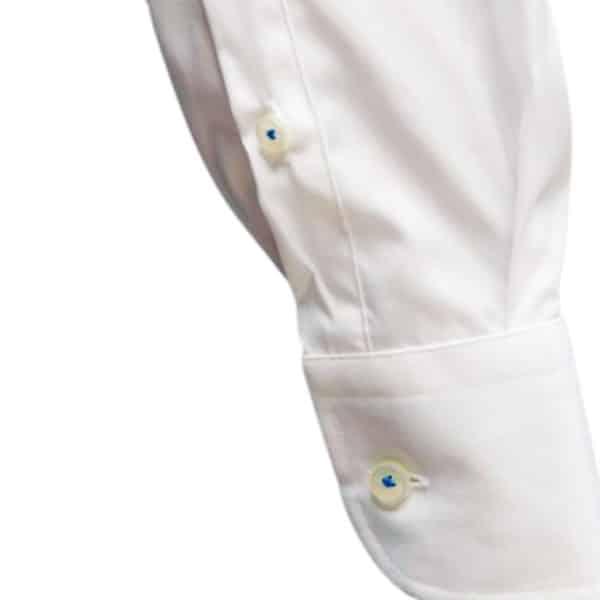 Boss shirt in white cuff