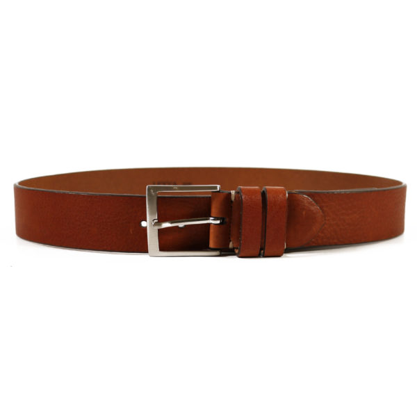 Brown Leather belt2 warwicks
