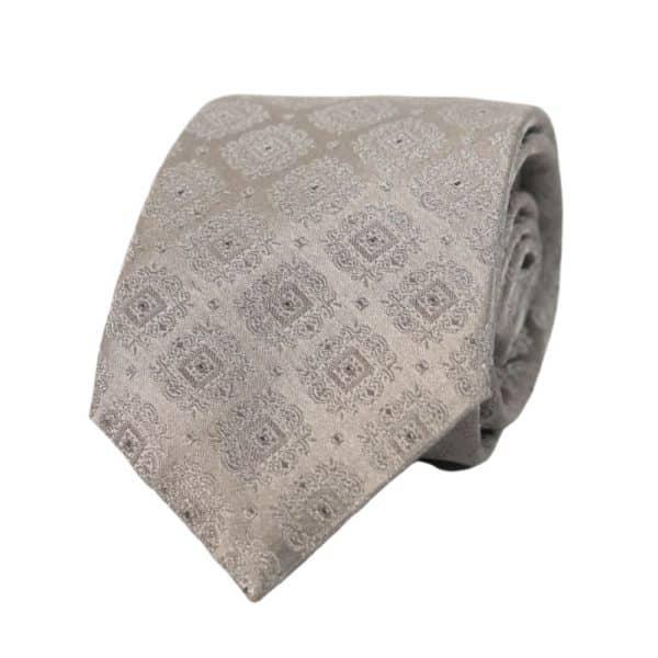 Canali Jacquard Brocade Tie