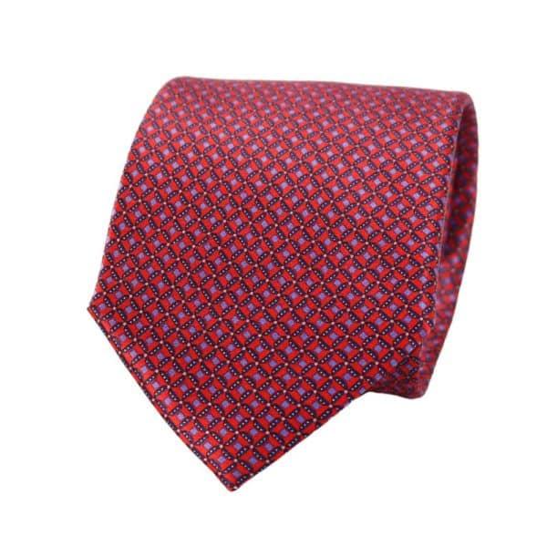 Canali Micro Pattern Tie