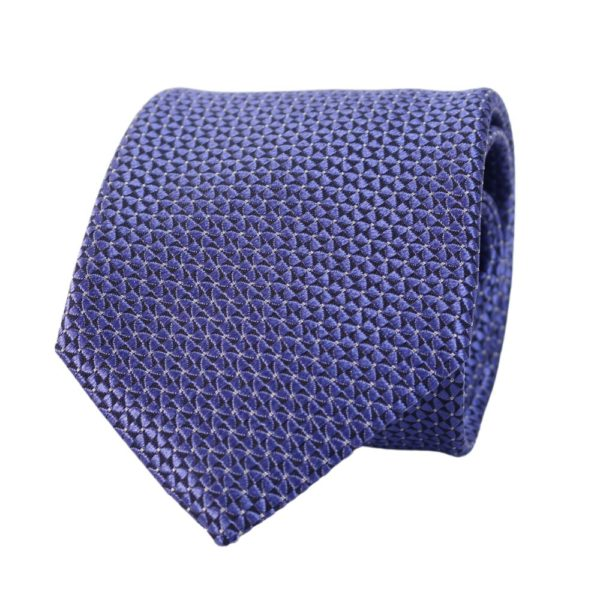 Canali Triangle and Dot Tie