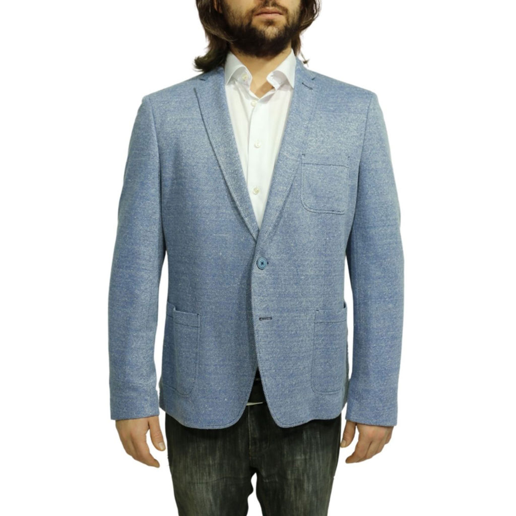 Circolo blazer jacket blue 1 1