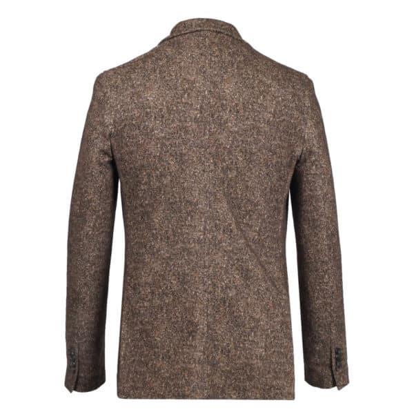 Circolo brown jacket back