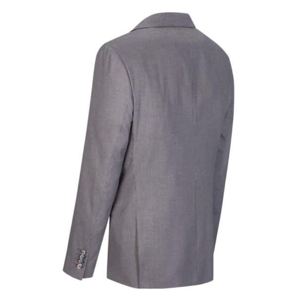 Digel Grey Jacket Back