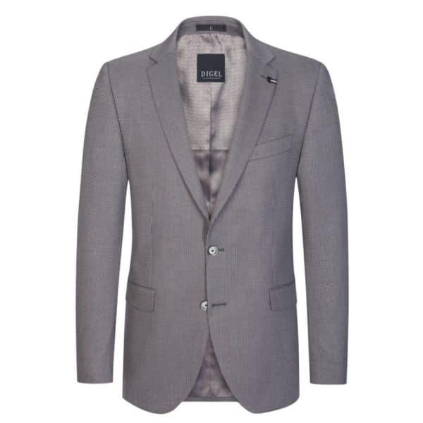 Digel Grey Jacket Front