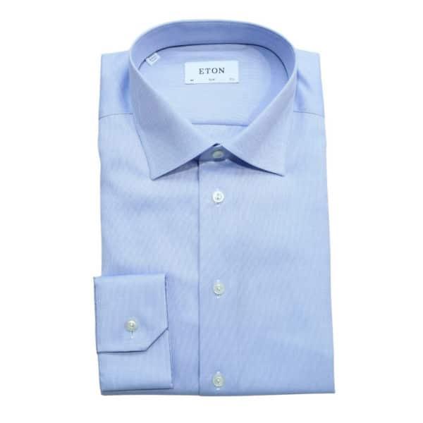 Eton shirt pattern weave 2