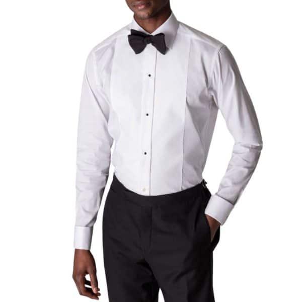 Eton shirt signature twill white french cuff1 copy 1