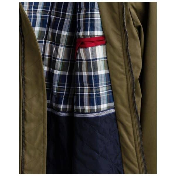 GANT Hampshire Khaki lining