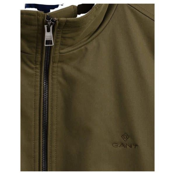 GANT Hampshire Khaki zip