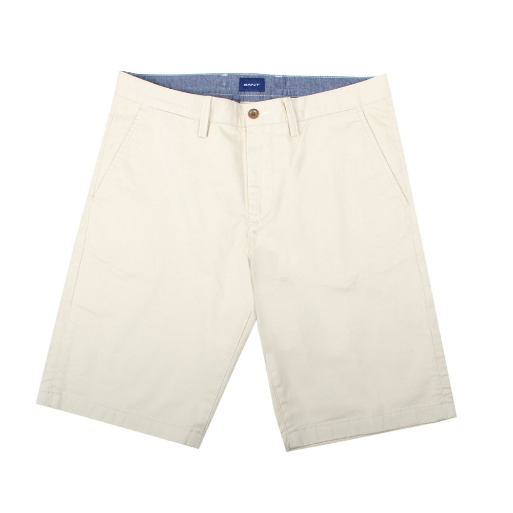 GANT Relaxed Twill Short Putty